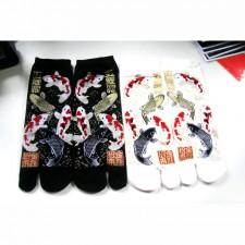 独家产品-五鲤跃袜子