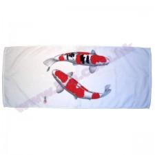 日本锦鲤毛巾 A