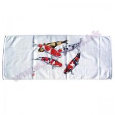 日本锦鲤毛巾 B